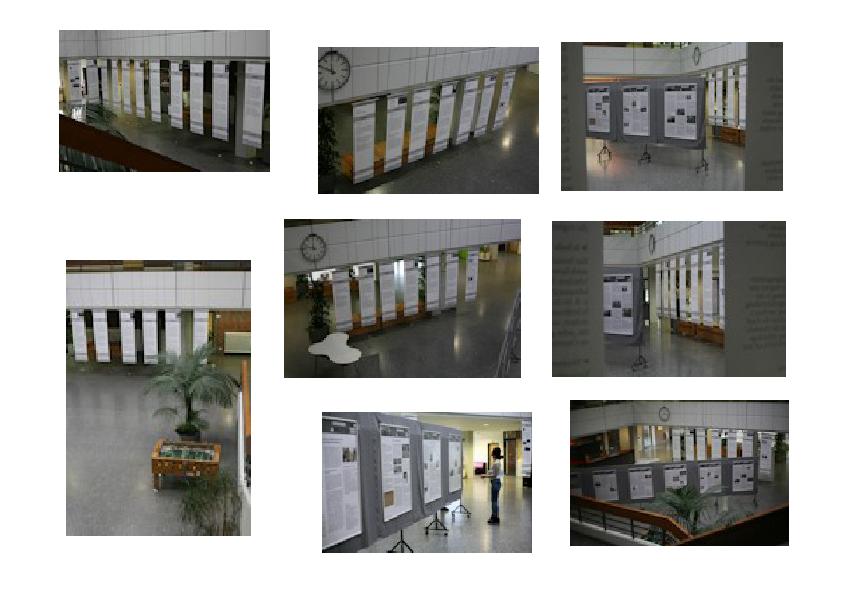 Ausstellung in der BBS Haarentor